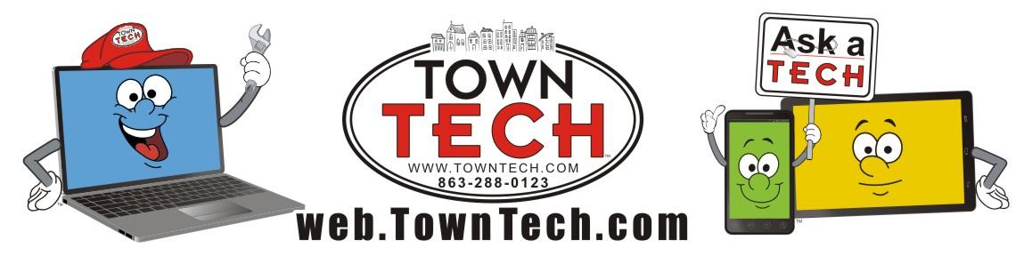 Town Tech Web